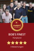 Bob's Finest bei Event Pepper